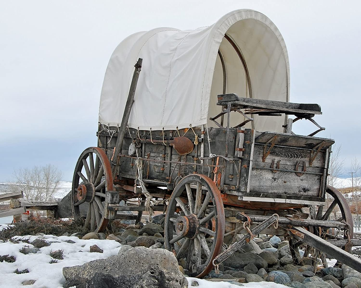 What Is The Difference Between A Conestoga Wagon And A Prairie Schooner National Oregon California Trail Center